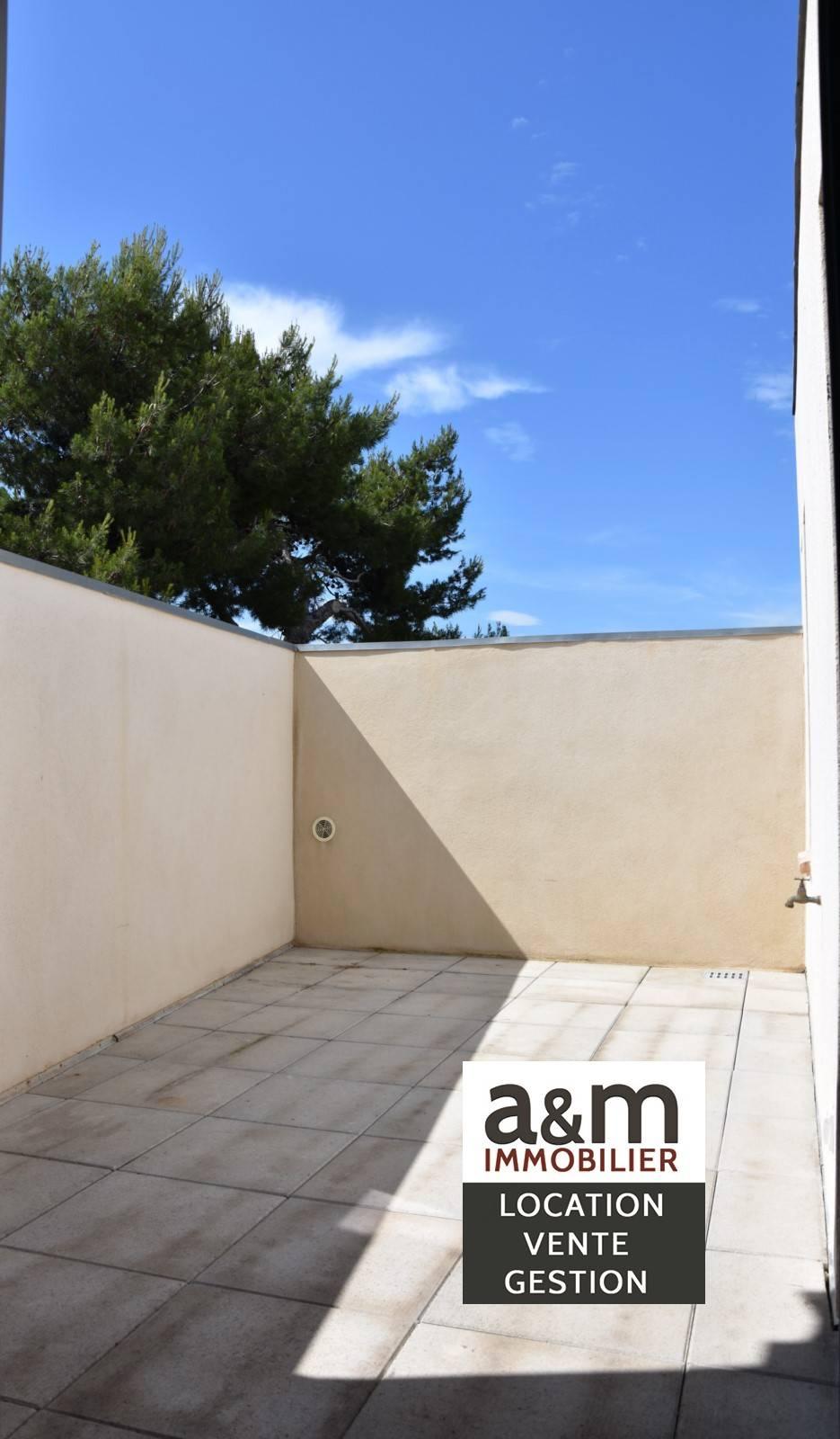 Appartement terrasse garage t3 72 m chateauneuf - Garage chateauneuf les martigues ...