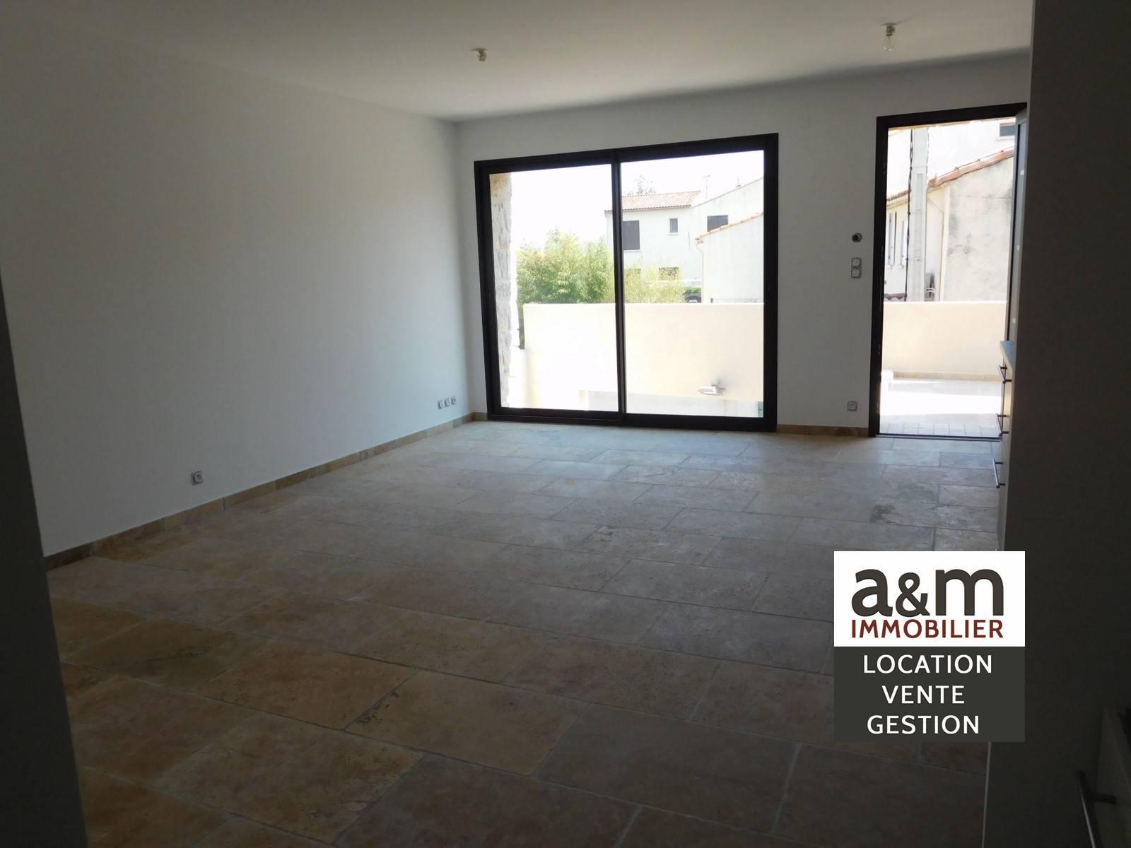 Appartement neuf t2 45 m chateauneuf les martigues agence immobili re location vente d - Chambre de commerce martigues ...