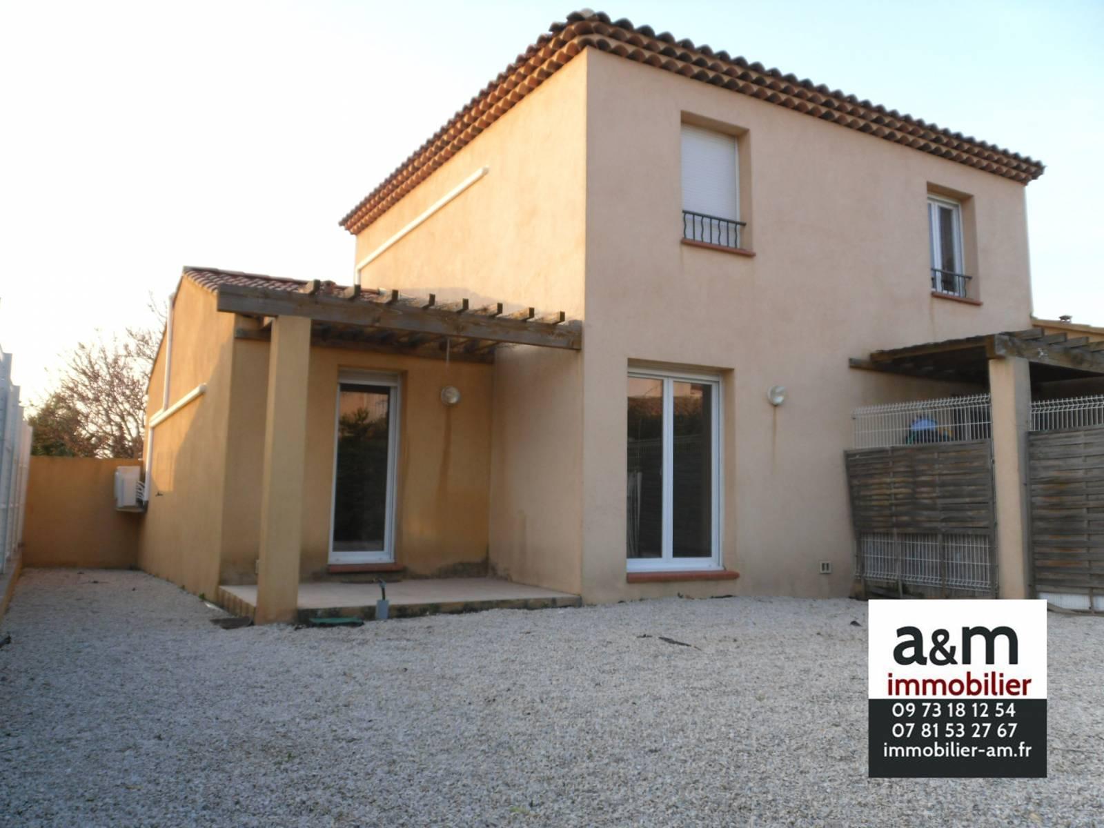 Villa t3 r 1 gignac la nerthe agence immobili re location vente d 39 appartement - Garage chateauneuf les martigues ...