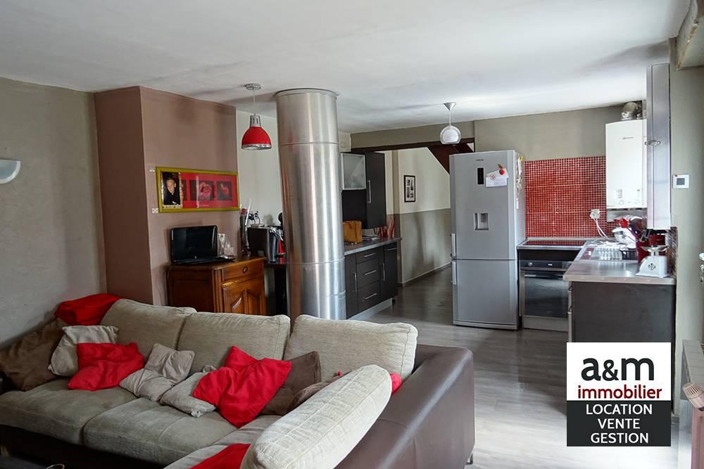 maison t4 semi plain pied chateauneuf les martigues agence immobili re location vente d. Black Bedroom Furniture Sets. Home Design Ideas